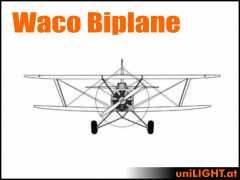 uniLIGHT at - Waco F series Biplane